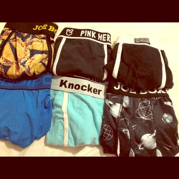 e587269130b5 Joe Boxer Underwear & Socks   Mens Boxer Briefs Bundle   Poshmark